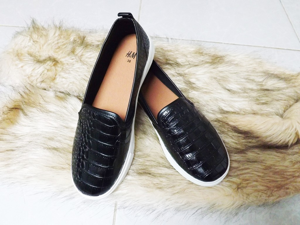 slip-on szerelem
